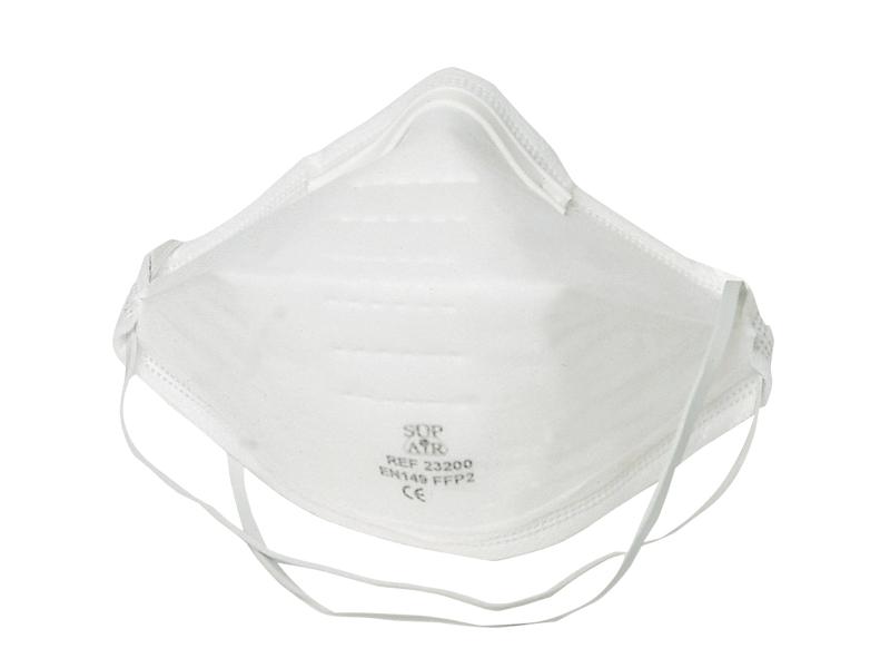 Respirator FFP 2 sklopivi