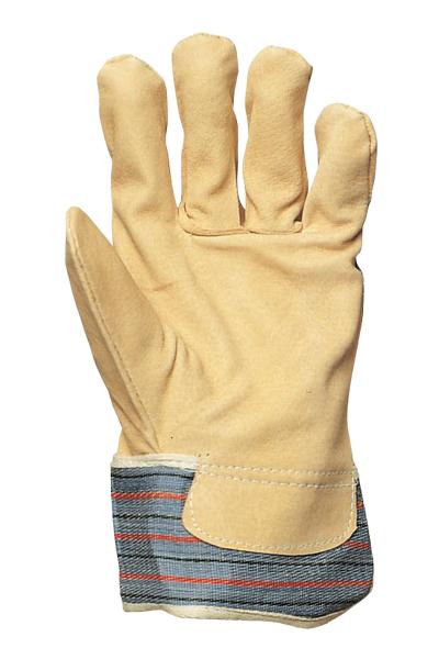 Mornar rukavica-svinjska koža vel. 10;