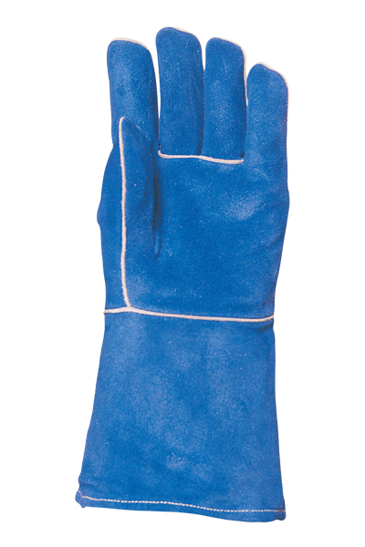 Rukavica varilačka-plava