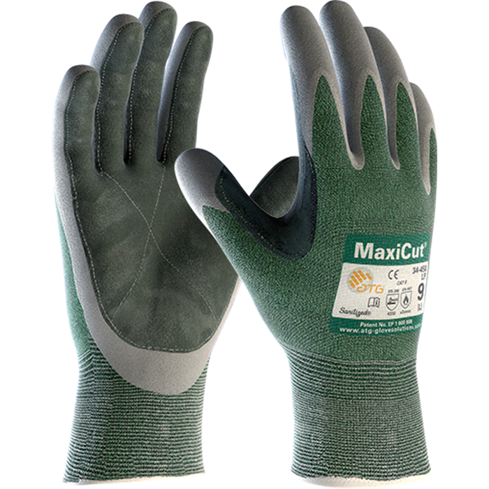 ATG Glove MaxiCut 3/4 Coated-Leather Palm | Lacuna