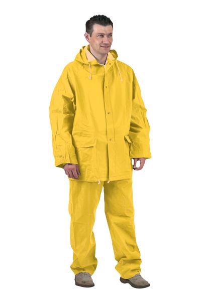 Odijelo PVC žuto
