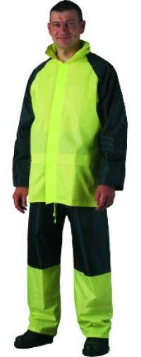 Kišno odijelo PVC žuto