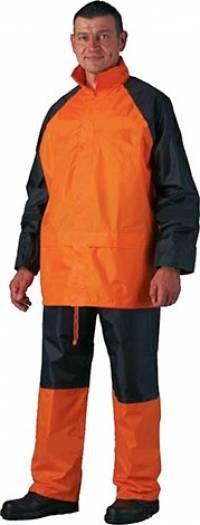 Kišno odijelo PVC narančasto
