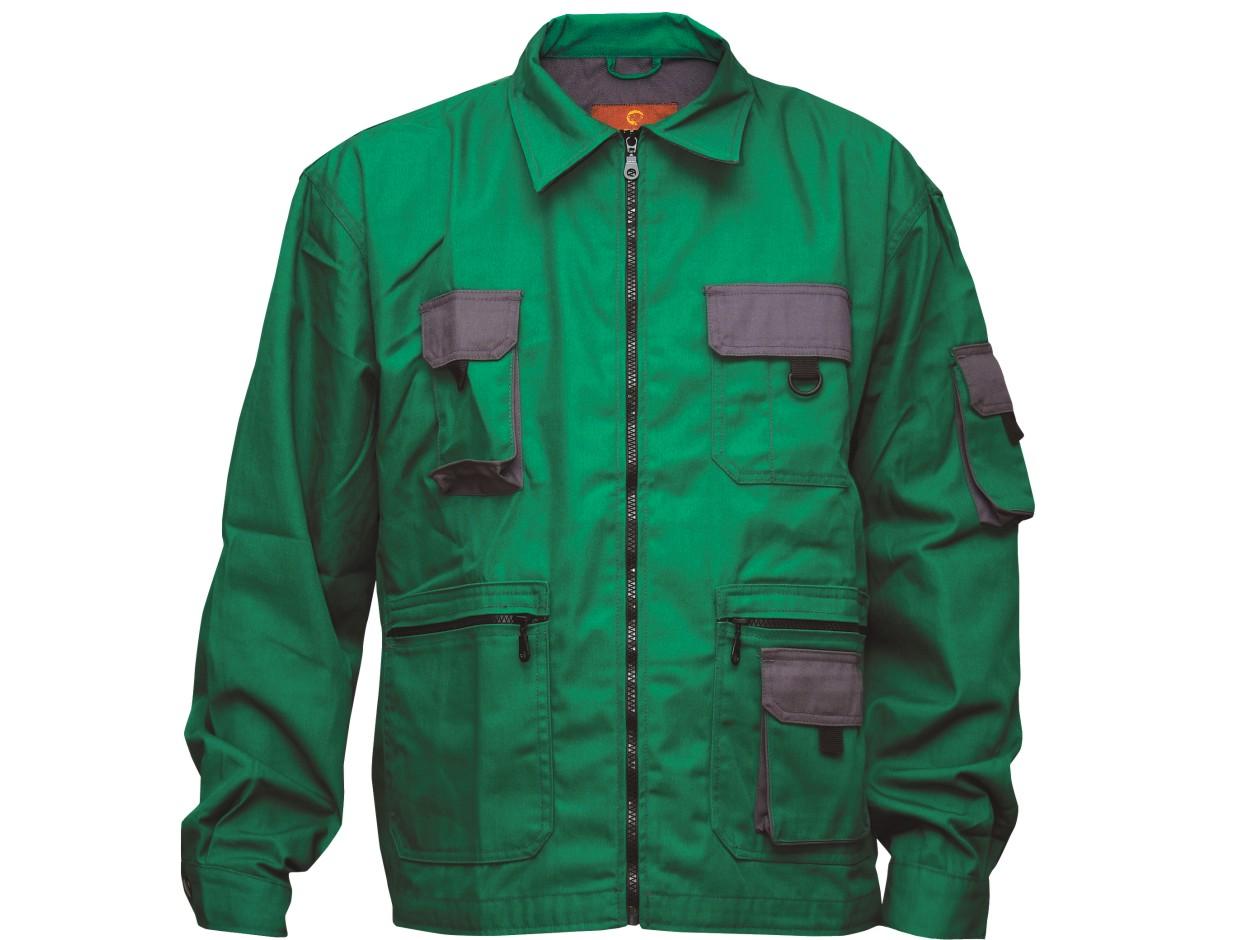 Bluza radna BOND zelena