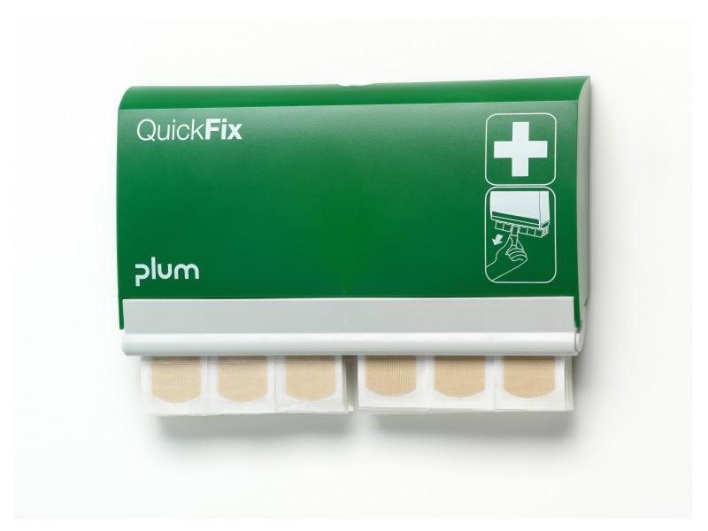 QuickFix flaster-jed.za punjenje s 2x elastičnih pak.za ponovno punjenje
