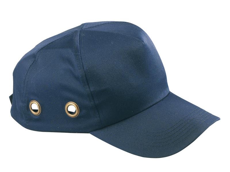 Šilt kapa s unutarnjom zaštitom od udaraca plava