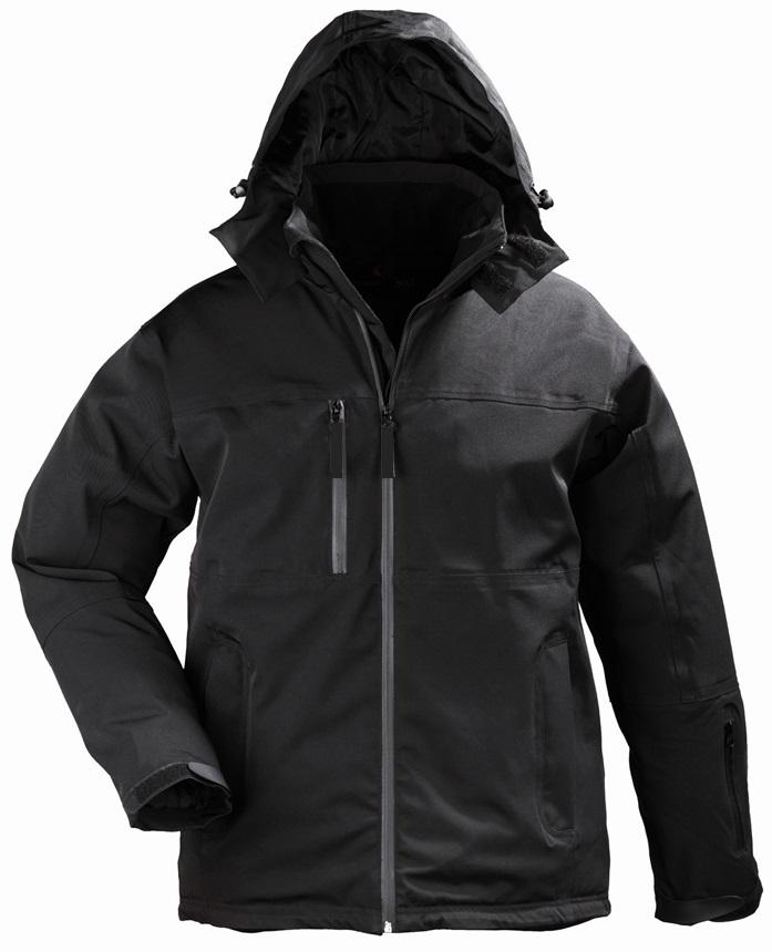 Softshell jakna QUITO crna