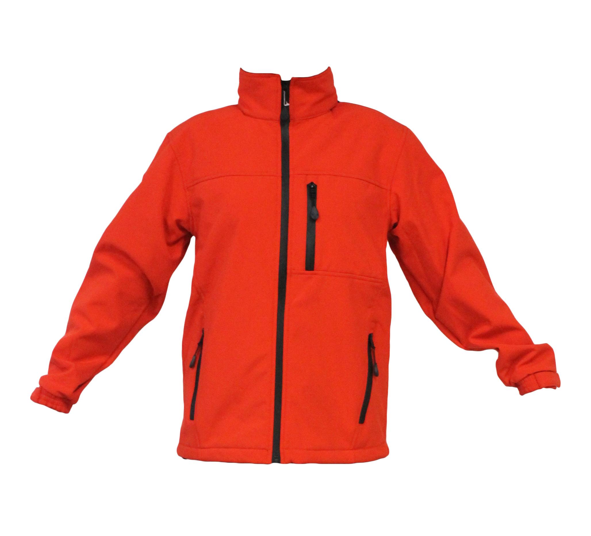 Softshell jakna crvena VENTI muška