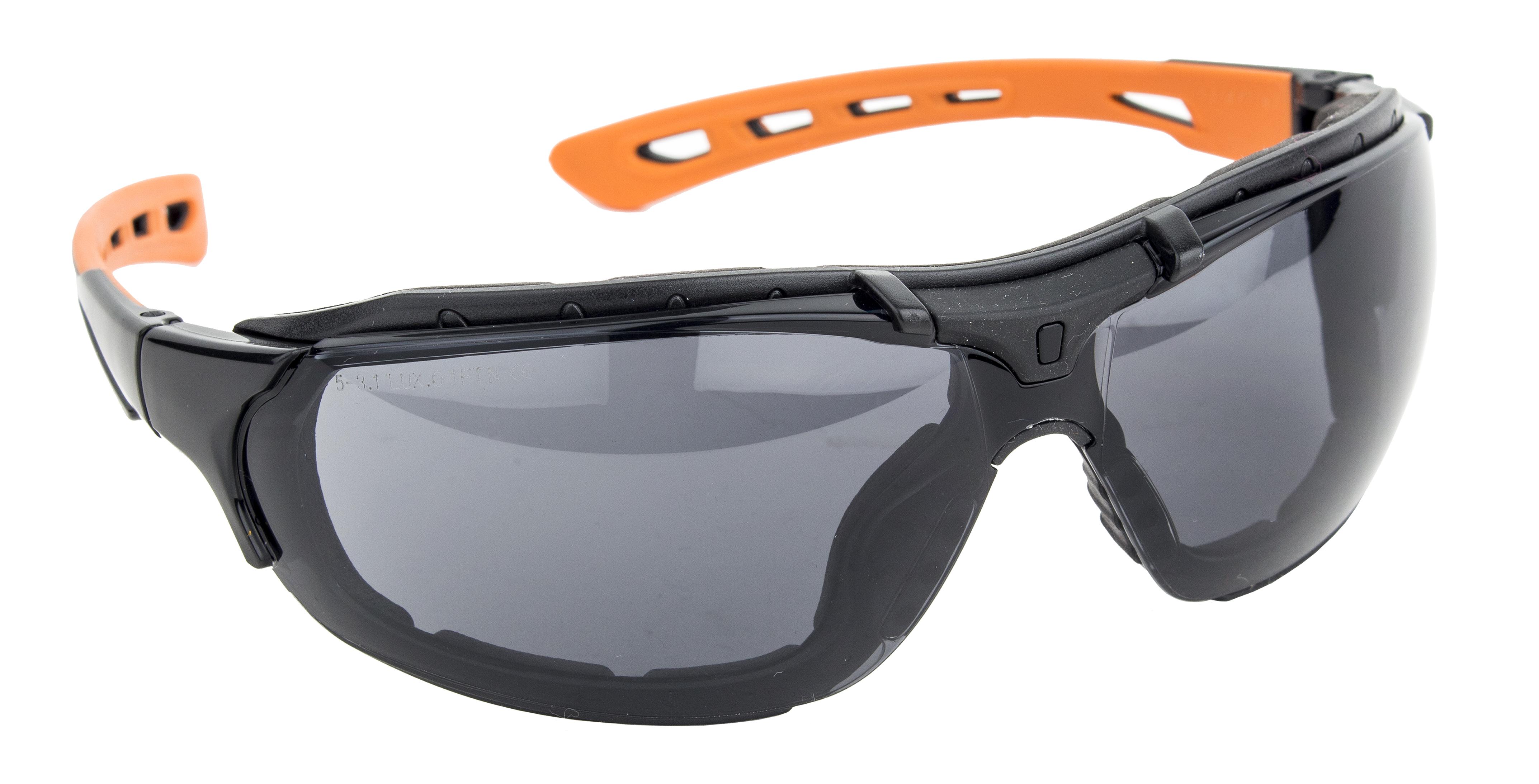 Zaštitne naočale SPIDERLUX tamne