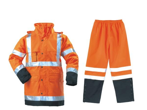 HI-WAY odijelo narančasto/crno