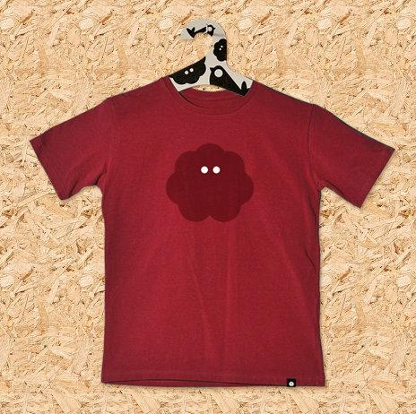 Muška majica SVAKODNEVKA S POVRĆEM crvena