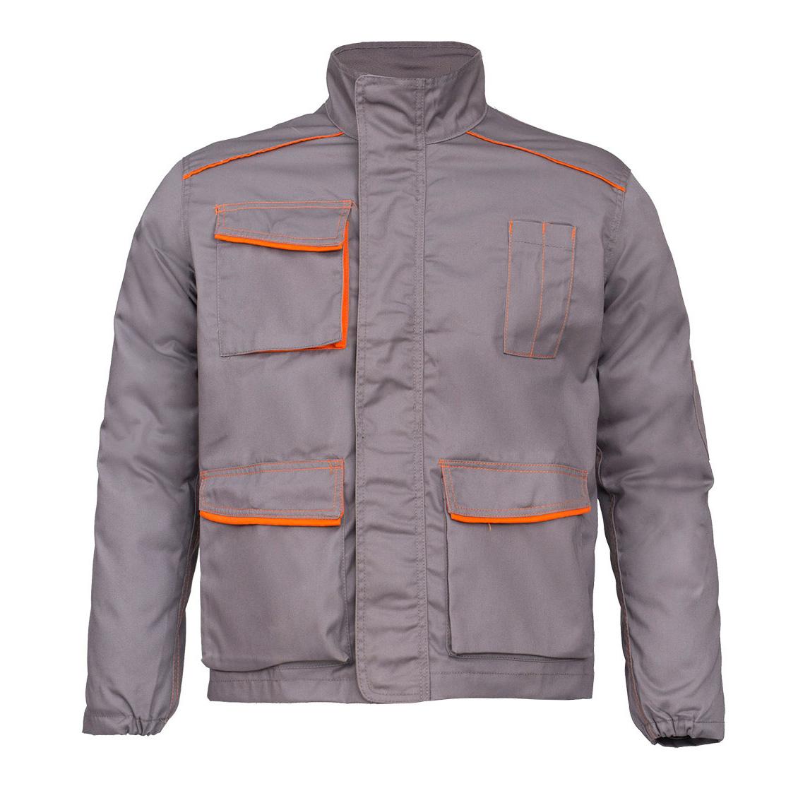 Radna jakna ATLANTIC siva