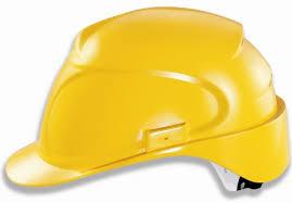Zaštitna kaciga AIRWING B-WR žuta