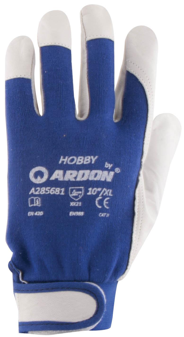 Kožna rukavica HOBBY