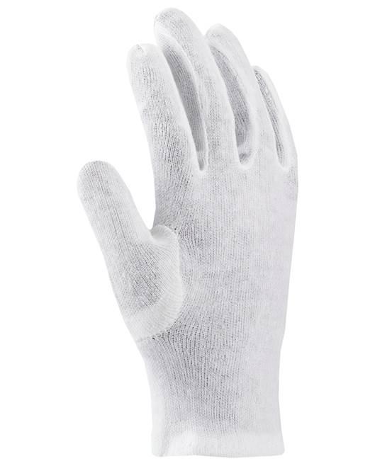 Pamučna rukavica KEVIN bijela
