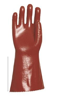 PVC rukavica RAY 27 cm