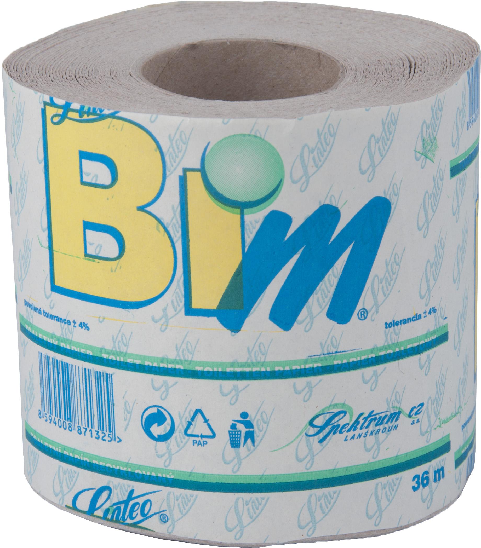 Toaletni papir sivi ( 400 listića ) 36m