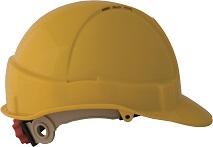 Kaciga SH-1 žute boje