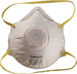 Respirator FFP 1 s ventilom AP521