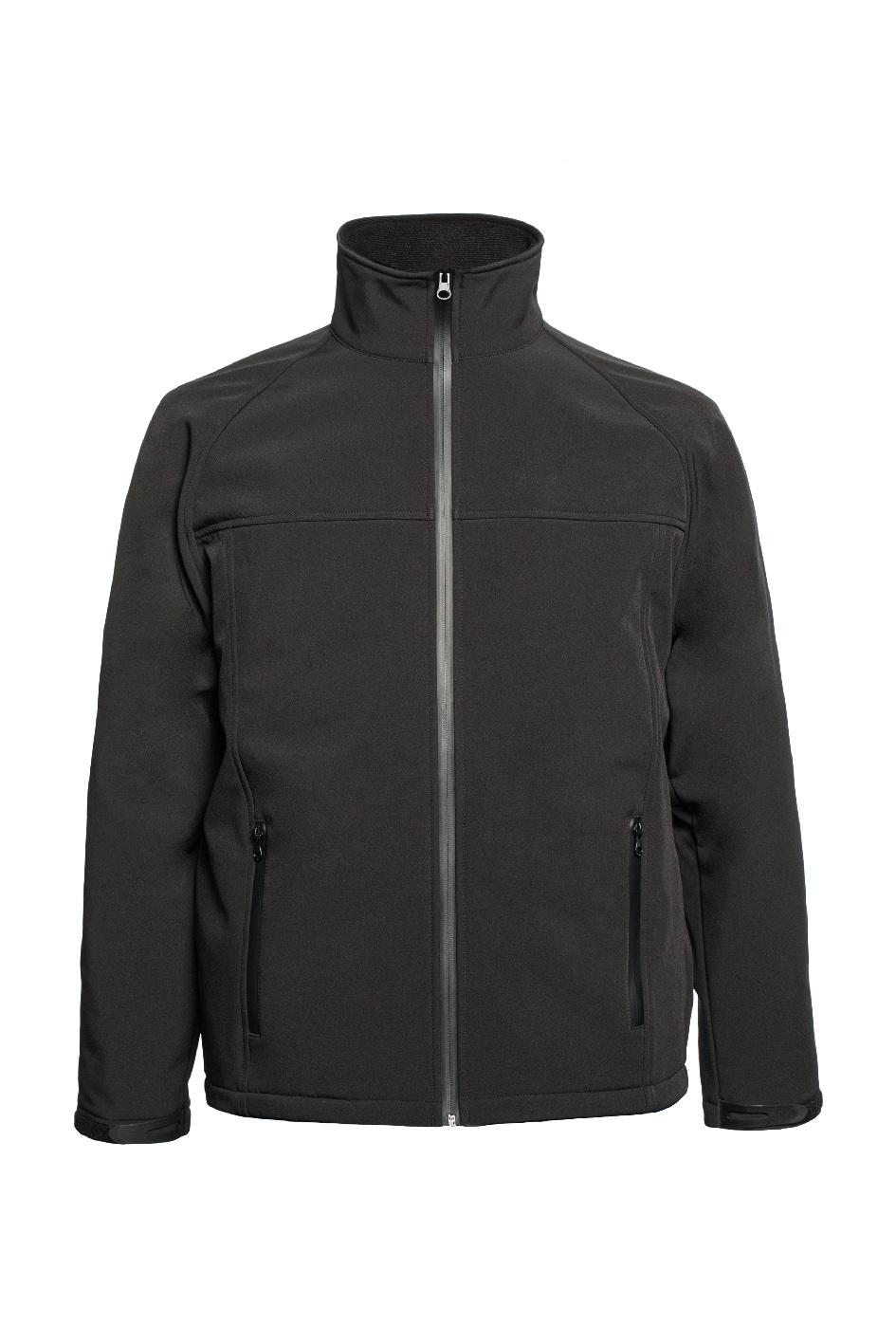 Softshell jakna ROLAND crna