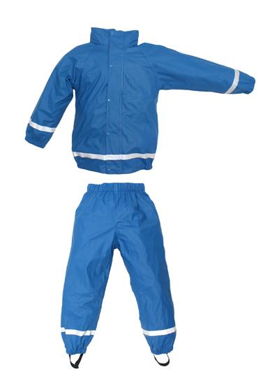 Dječje kišno odijelo plavo BOBY