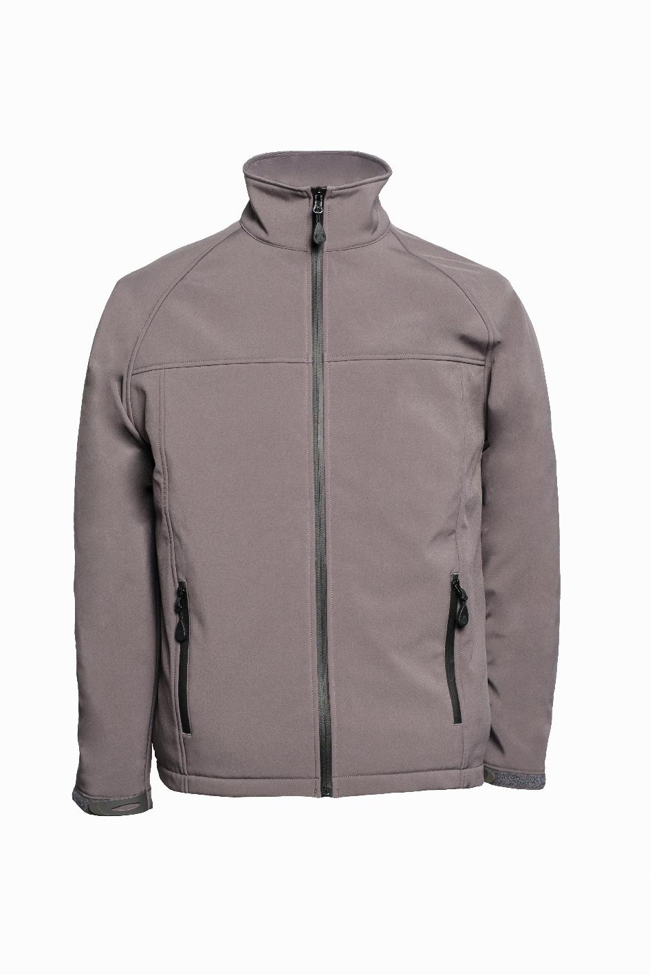 Softshell jakna ROLAND siva