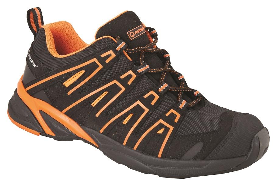 Zaštitna cipela ENDURO crno-narančasta