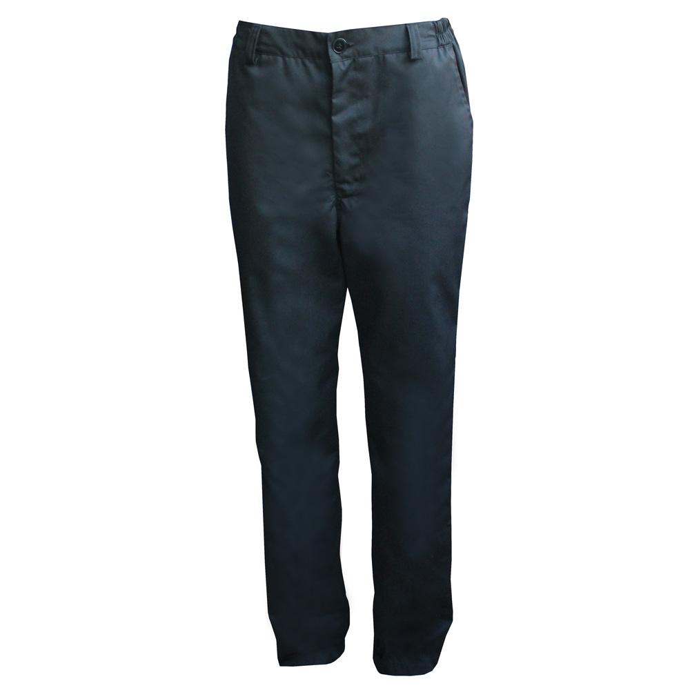 Ženske hlače ADRIATIC crne