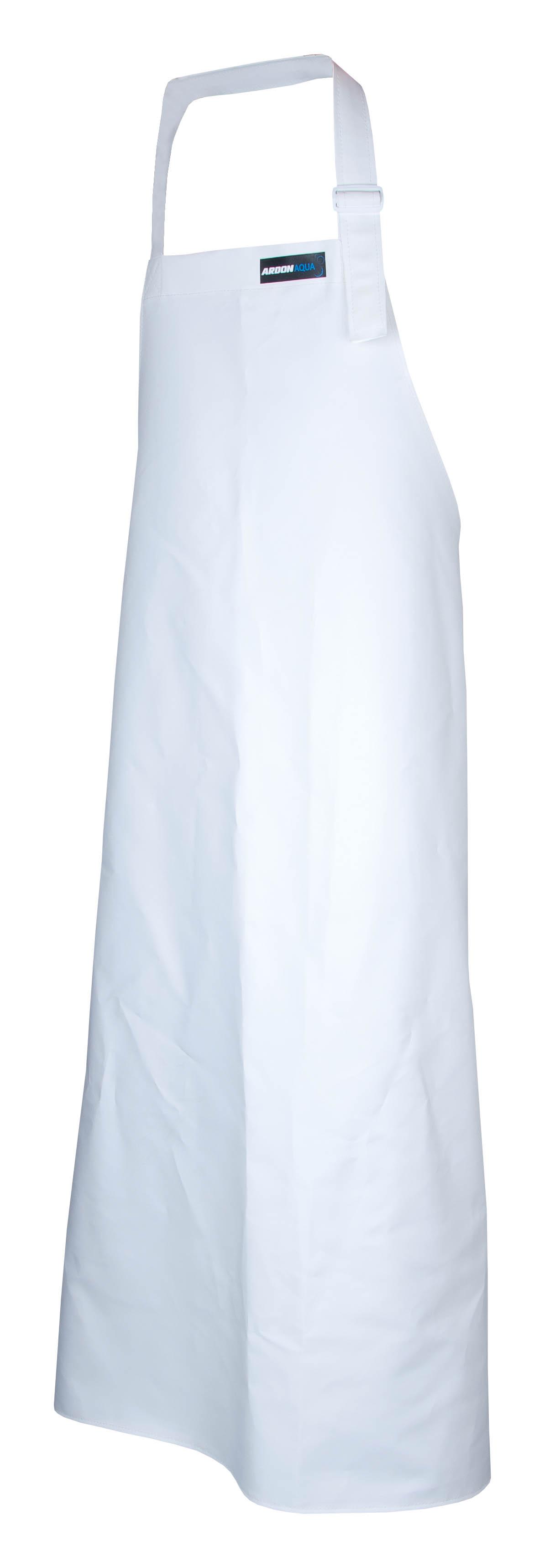 Pregača PVC/PE, 350g/m2 bijele boje