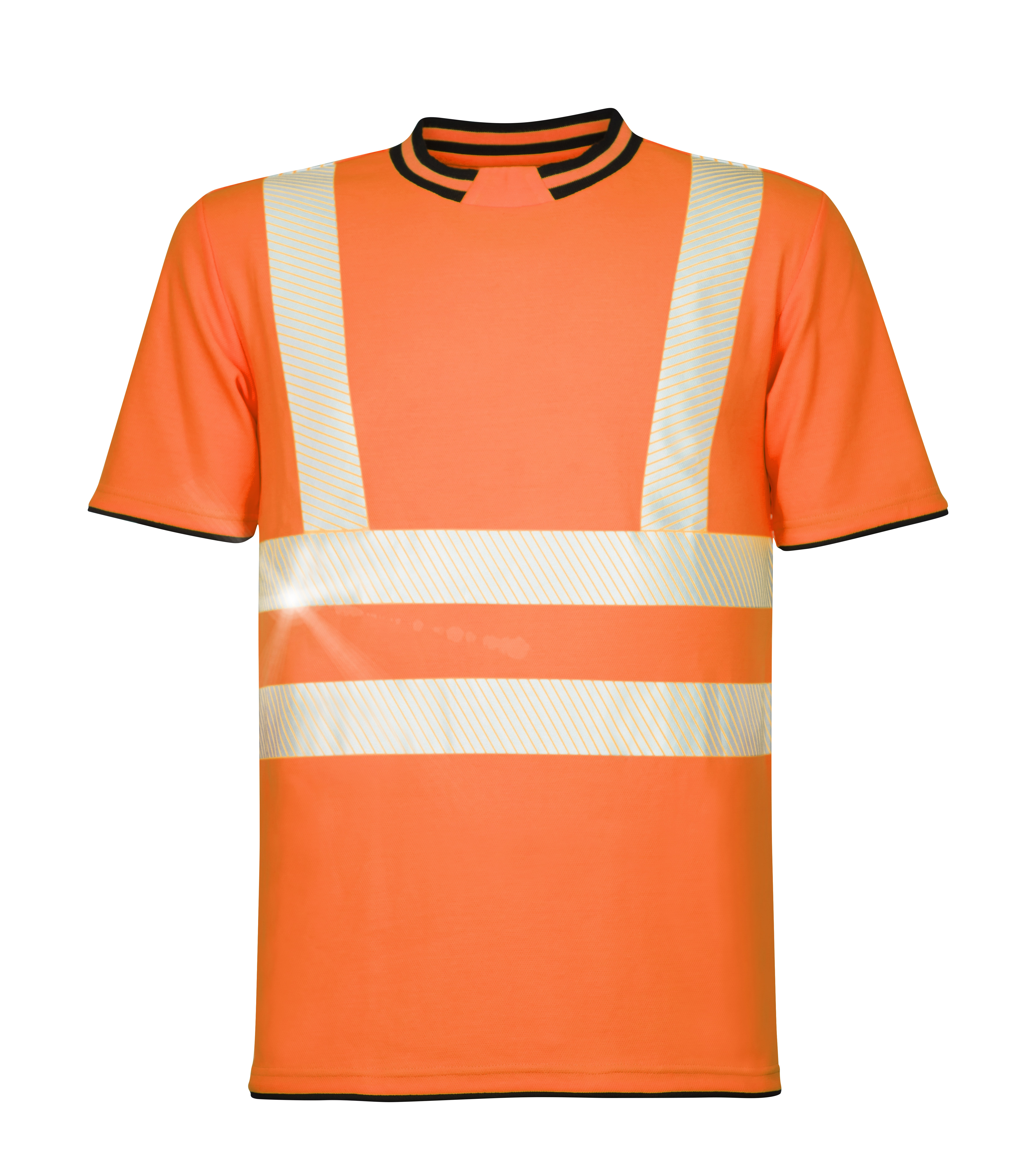 Signalizirajuća Hi-vizT-shirt majica SIGNAL narančasta