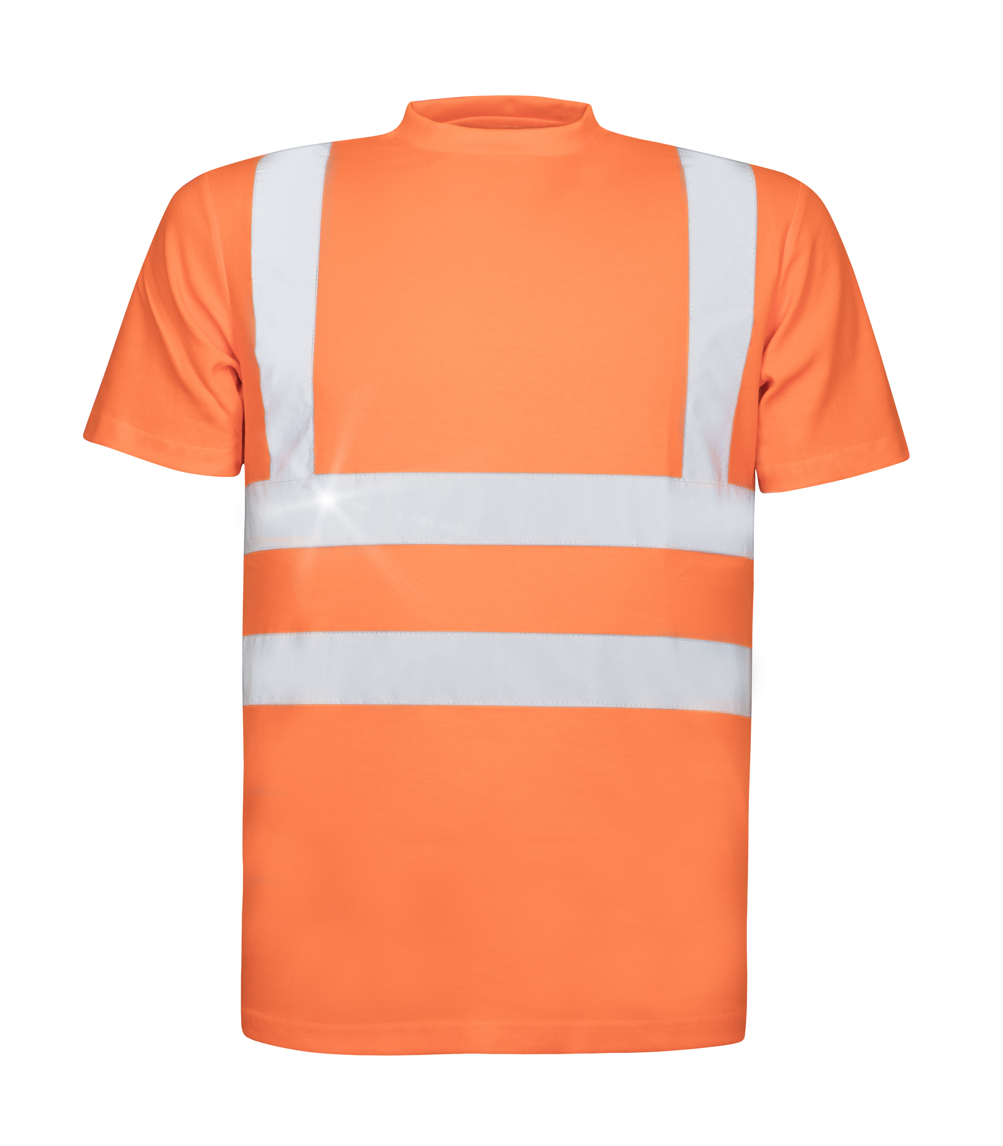 Signalizirajuća Hi-viz T-shirt majica REF 102 narančasta