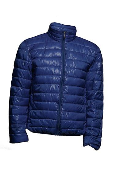 Muška lagana jakna plava