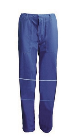 Radne hlače klasične ETNA kobalt blue