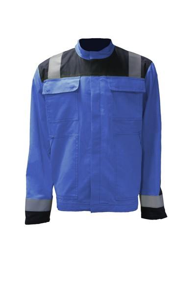 Zaštitna radna jakna TOBA deltfblue
