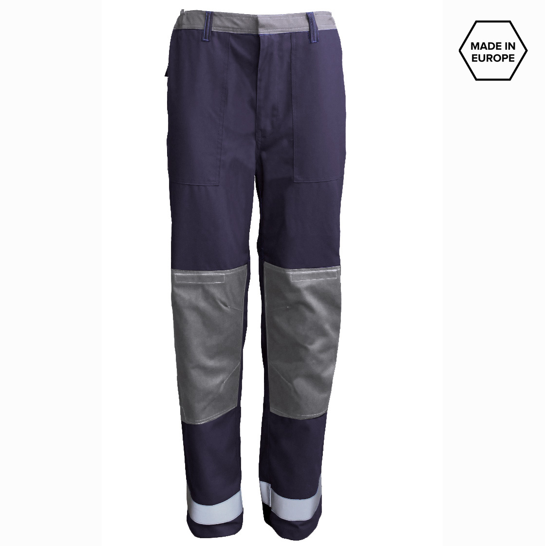 Zaštitne radne hlače EREBUS navy