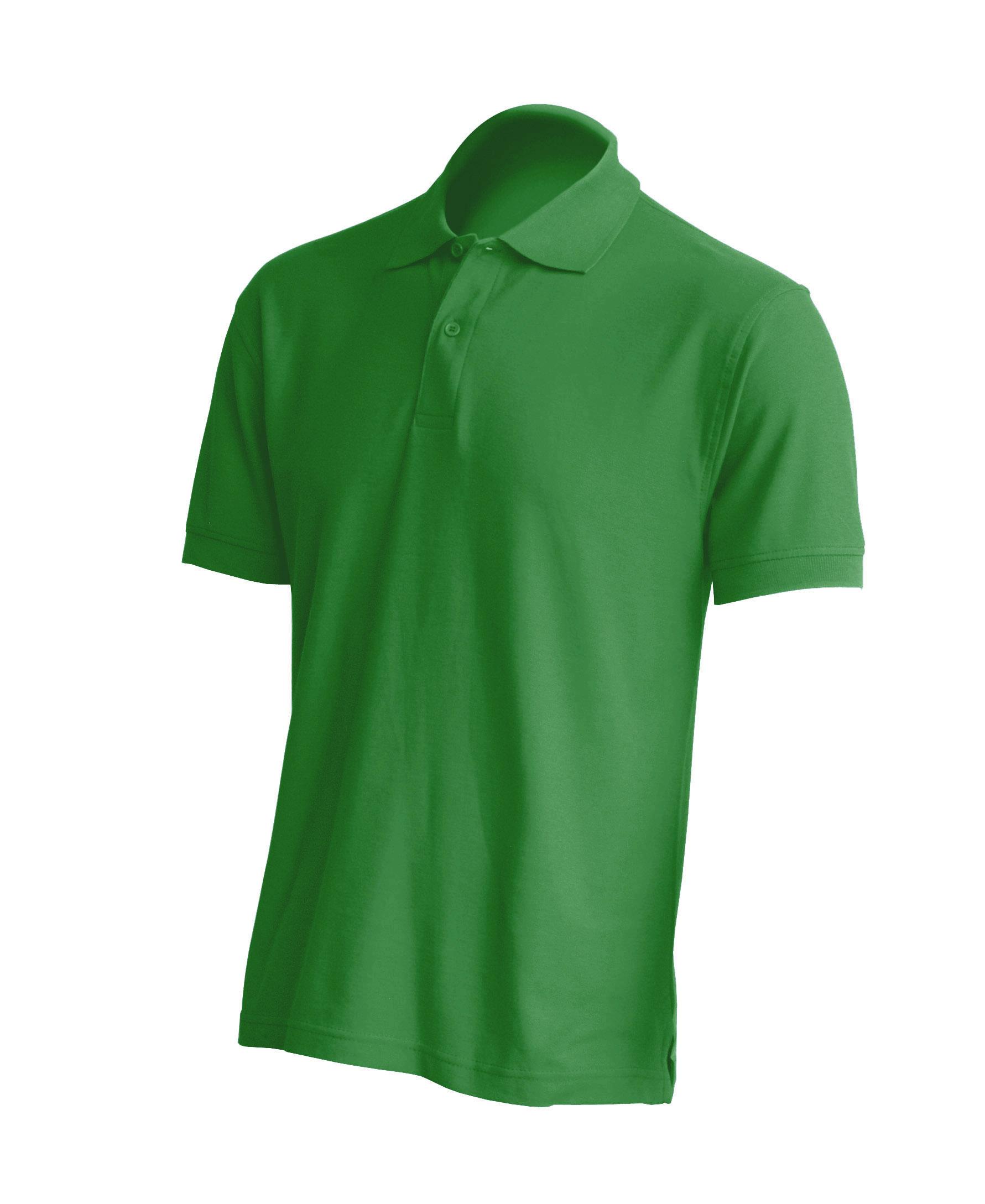 Muška polo majica kratki rukav kelly green