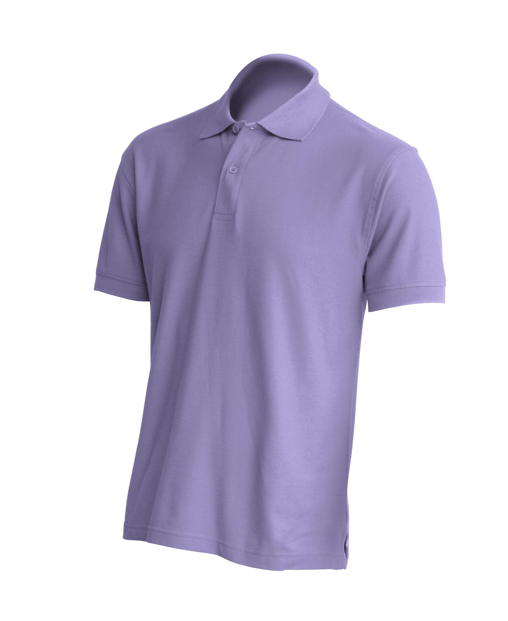 Muška polo majica kratki rukav lavanda
