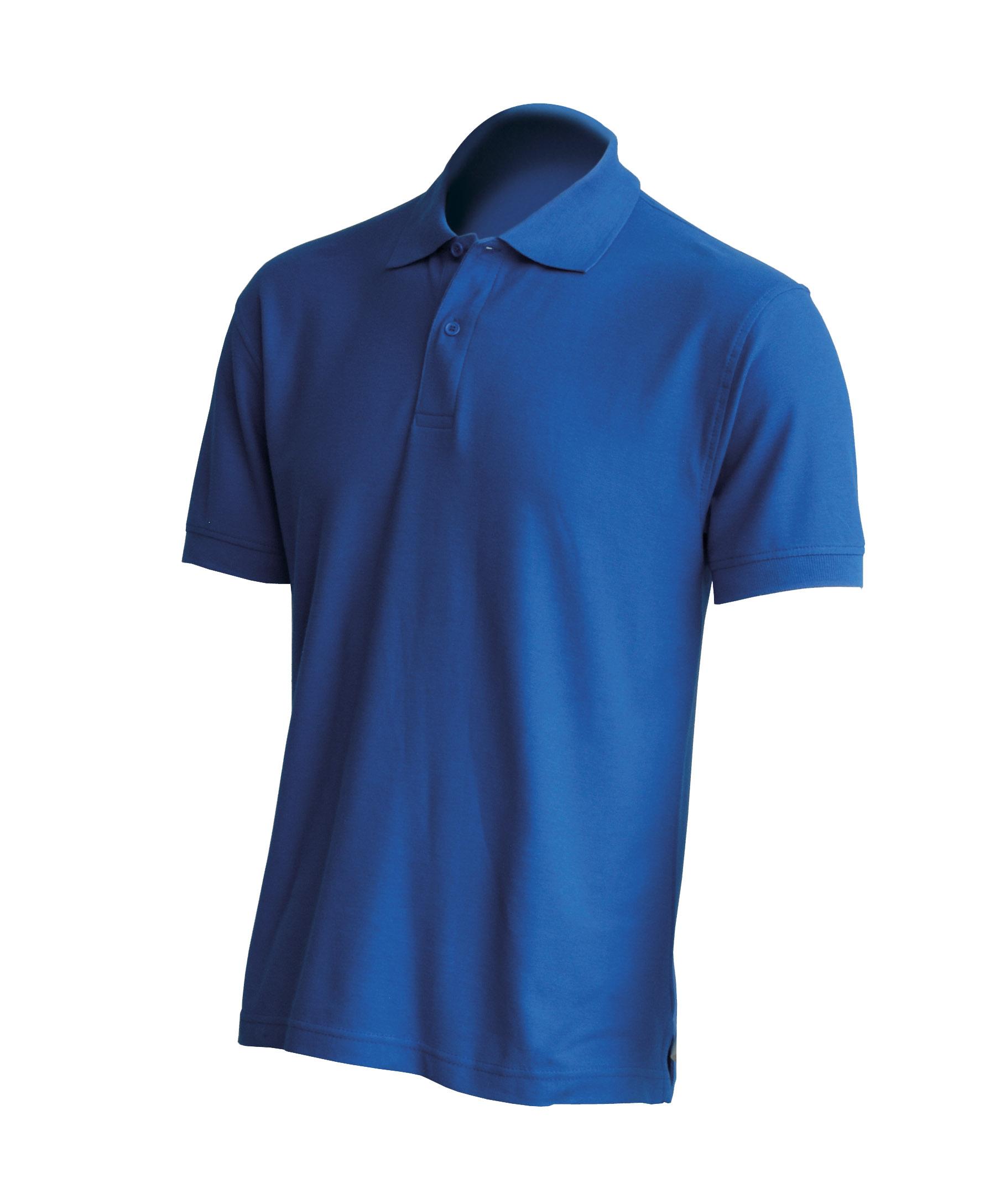 Muška polo majica kratkih rukava, royal plava