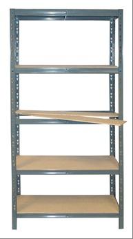 Skladišna polica za teret  180 x 90 x 30 cm, 150kg