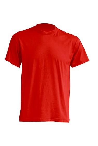 Muška T-shirt majica kratki rukav crvena, OCEAN