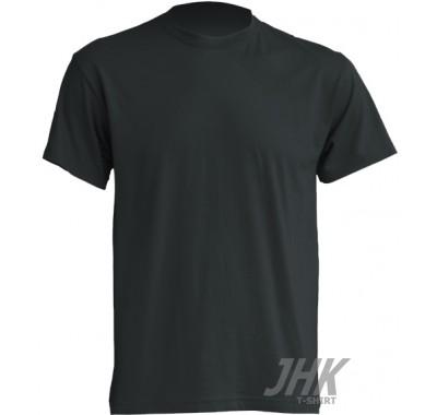 Muška T-shirt majica kratki rukav tamno siva