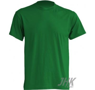 Muška T-shirt majica kratki rukav kelly green