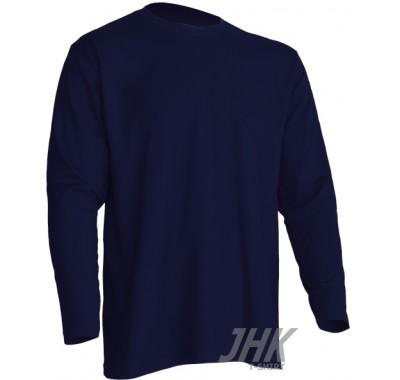 Muška majica dugih rukava, plava