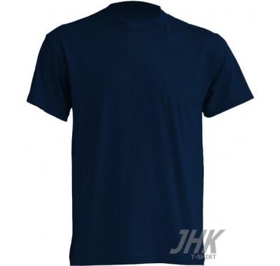 Muška T-shirt majica kratki rukav tamno plava