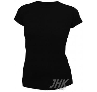Ženska t-shirt majica crna