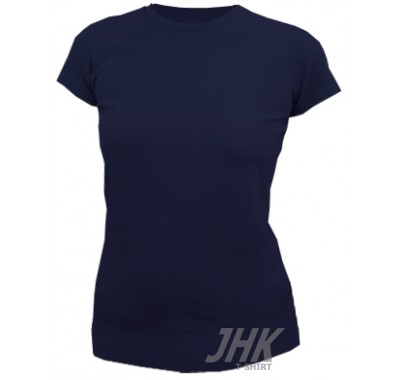 Ženska t-shirt majica kratki rukav plava