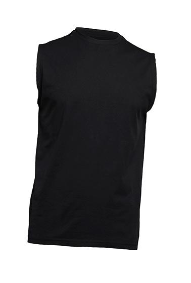 Majica muška bez rukava crna
