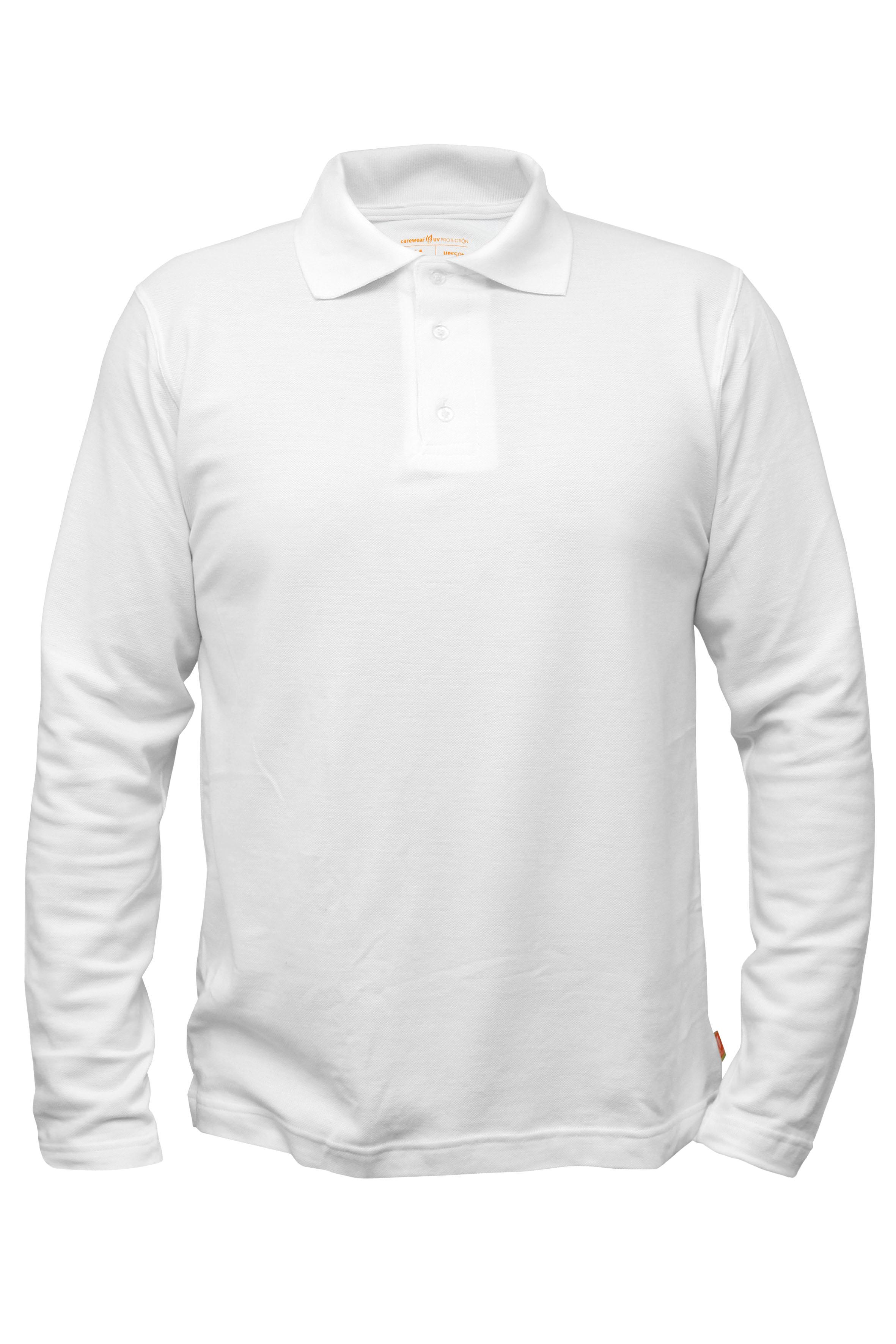 Polo bijela UV majica odrasli d.r.