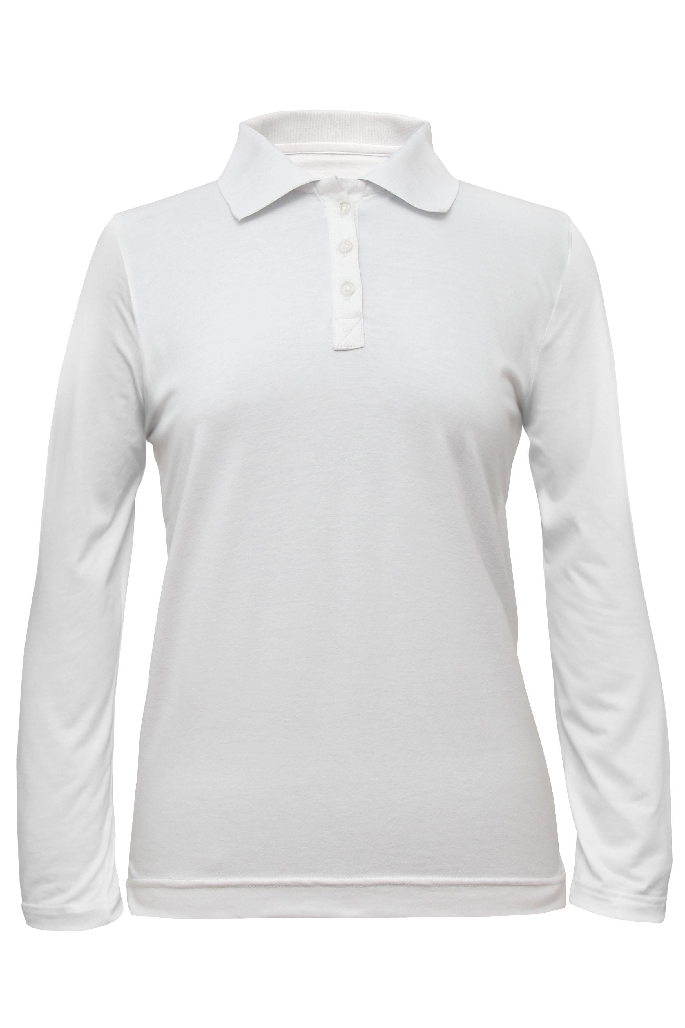 Polo bijela UV majica ženska d.r.