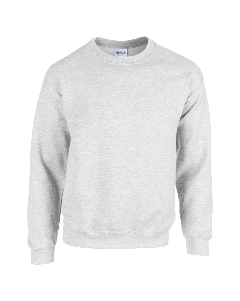 Gildan Sweatshirt svijetlo siva
